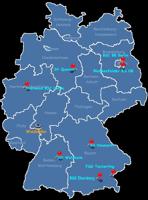 Bundesligafinale 2018 Mannschaftsvorstellungen