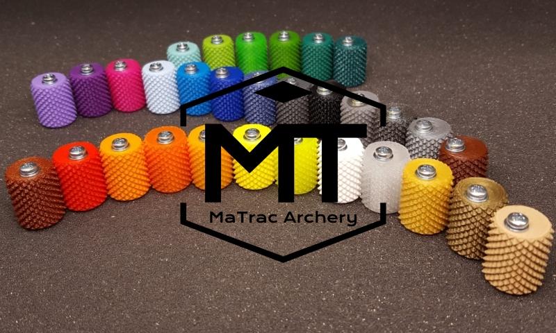 MaTrac Archery Release Daumen Trommeln