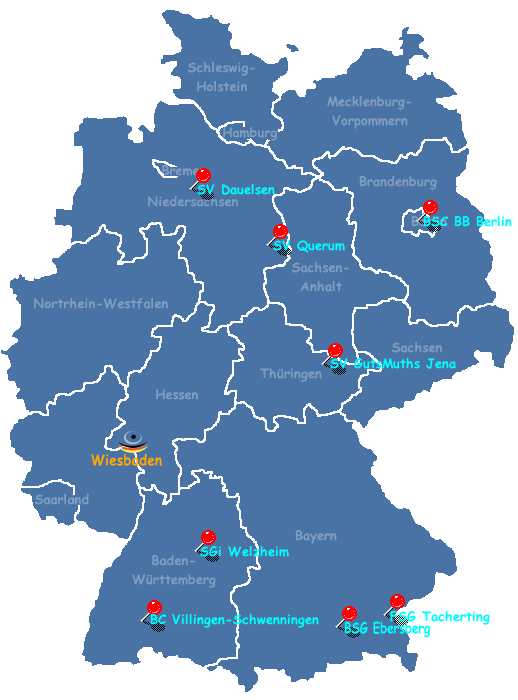 Bundesligafinale 2019 Mannschaftsvorstellungen