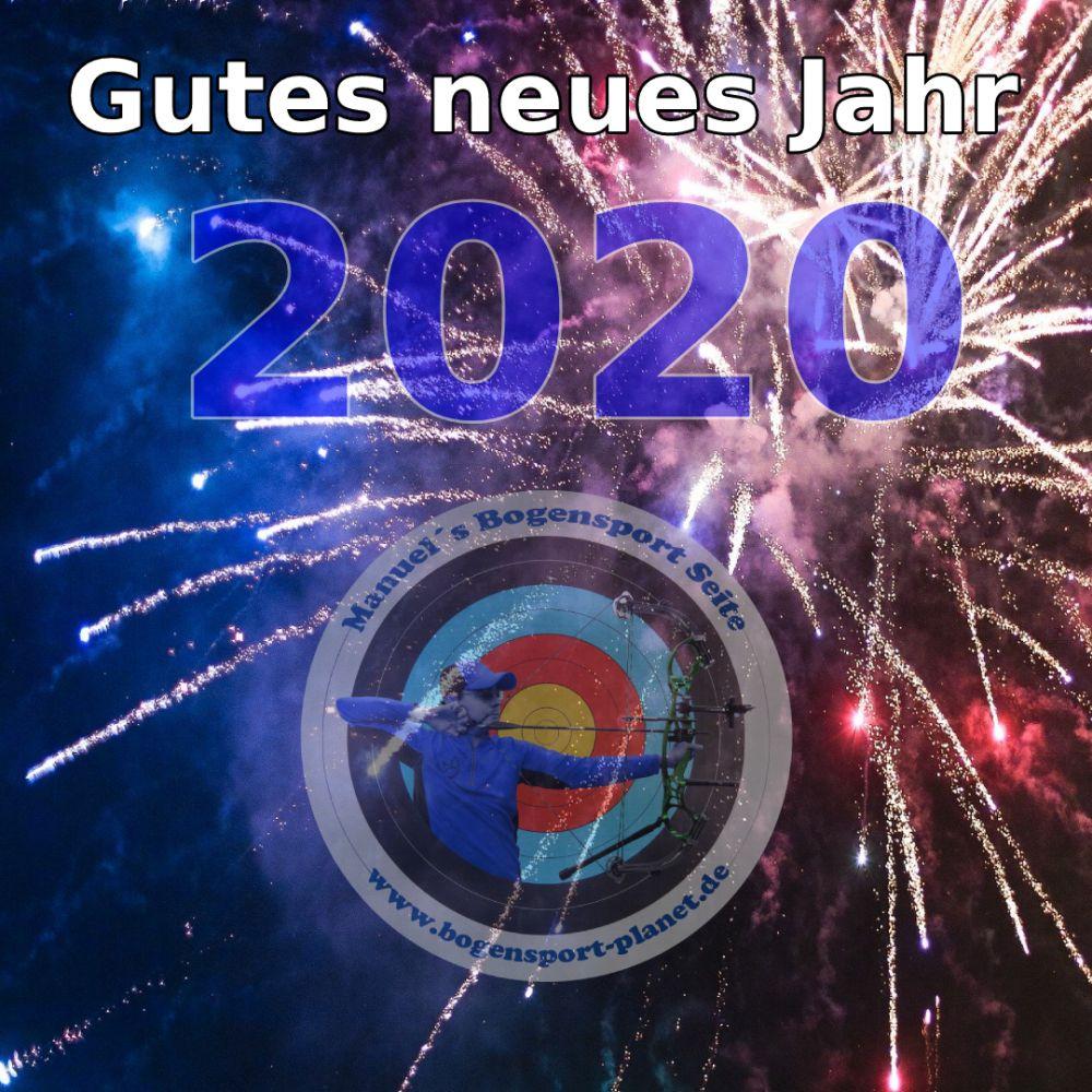 Gutes neues Jahr 2020