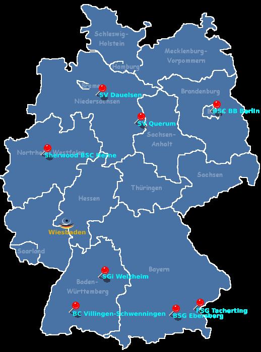 Bundesligafinale 2020 Mannschaftsvorstellungen