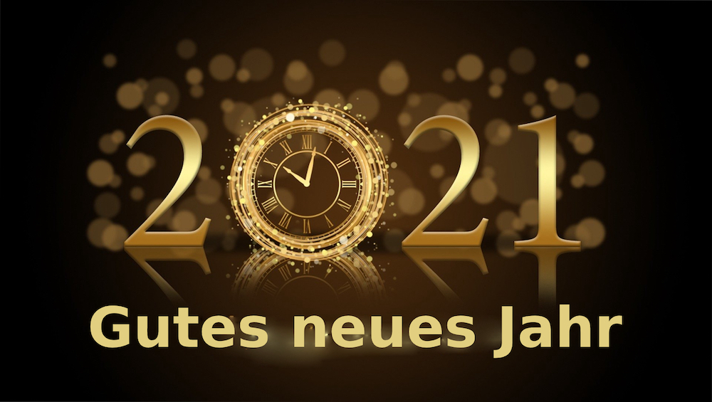 Gutes neus Jahr