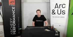 Pfeilbau & Pfeiltuning - Video des Live-Seminar mit Henning Lüpkemann von Arc&Us